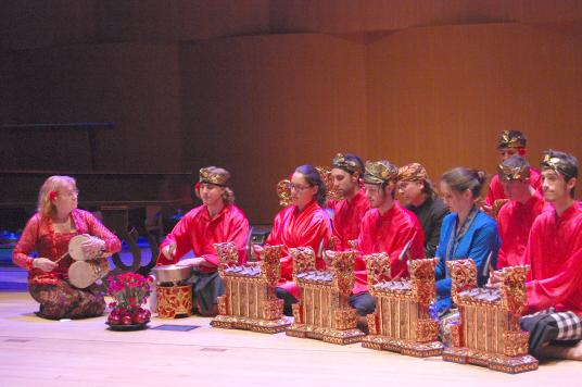 Balinese Gamelan Ensemble