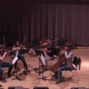"""UCSC String Quartet """"American Quartet"""""""